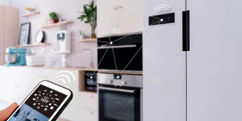 Radio Standard Thread for the Smart Home of the Future