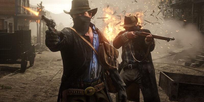 Red Dead Redemption 2 VR